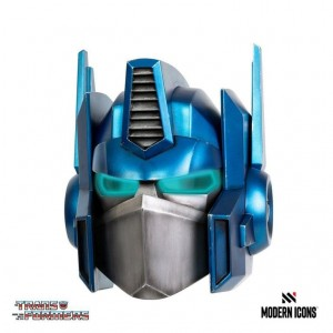 Modern Icons Unveil Replica Optimus Prime Helmet