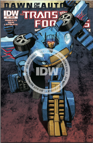 Transformers News: A SEIBERTRON REVIEW: Transformers: More Than Meets the Eye #31