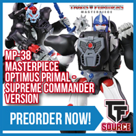 Transformers News: TFsource News! FP Comera / Echara, Badcube Slick, ThreeA G1 Prime, Artifex, Kultur, Downbeat & More!