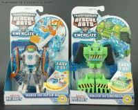 Transformers News: New Rescue Bots Energize Blades The Copter-Bot and Boulder The Contruction-Bot Found at Retail