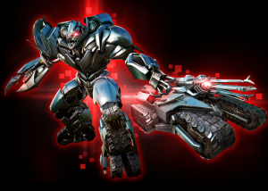 Transformers News: Megatron Joins the Battle in Transformers: Forged to Fight Mobile Game