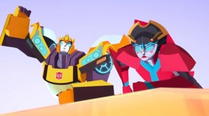 Transformers News: Transformers Cyberverse Second Clip Now Online!