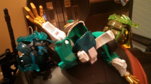 New Listings for Robots in Disguise Hyper Change Wave 9 and Deployers Revision Case