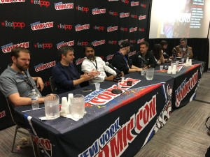 Transformers News: NYCC 2016 IDW Publishing Panel Summary: Revolutionaries, Annuals, More TF v GI Joe
