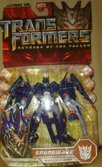 Transformers News: RUMOR: Meeting at Nemesis Soundwave... Now Sold Separately?