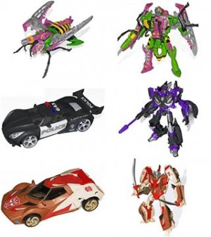 BBTS Sponsor News: Transformers Generations, Figuarts, Marvel Wall Decals, Sideshow, 3P & More