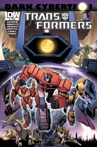 "Transformers News: Big Names Turn Cybertron ""Dark"" - Renowned Artist Phil Jimenez Brings His Talents To Transformers!"