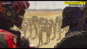 Transformers Bumblebee TV Spot #2 Released