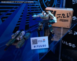 Gallery of Transformers Generations Selects G2 Combat Hero Megatron #TFNY #HasbroToyfair