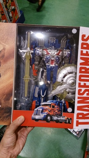 AoE First Edition Optimus Prime Sighted In Singapore