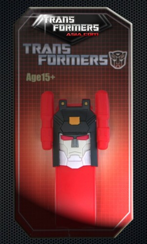 Transformers News: TG-23 Metroplex Promotional Cord / Cable Holder