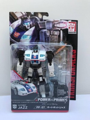 Transformers News: Takara Power of the Primes Toys Confirmed to Even Have the Same Packaging as Hasbro Releases
