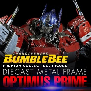 Full Reveal for ThreeZero Premium Bumblebee Movie Optimus Prime