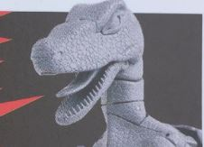 Transformers News: New Image of Transformers Masterpiece Dinobot in Raptor Mode