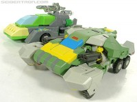 Transformers News: New Gallery: Warbot Defender