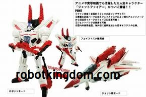 Transformers News: Takara Tomy Transformers Legends  Jetfire and Sky-Byte