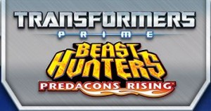 Transformers News: Transformers Prime Beast Hunters: Predacons Rising Official Website is Now Live