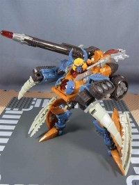 United UN-29 Ark Unicron In-Hand Images