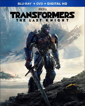 Transformers: The Last Knight DVD and Blu-Ray Up for Preorder on Amazon