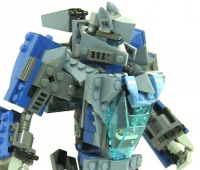 Transformers News: Move Aside Kre-O - Fanmade Lego Blurr!