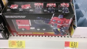 Transformers News: Walmart G1 Optimus Prime Reissue On Clearance