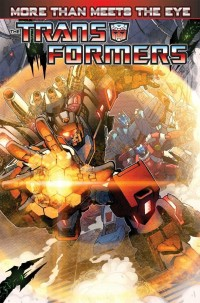 Transformers News: New Amazon Listings: Transformers: More Than Meets The Eye Volume 1 & Transformers Classics: UK Volume 3
