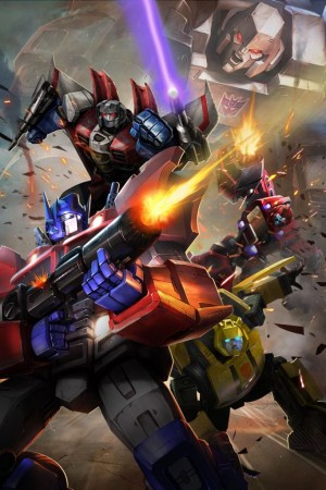 DeNA Kicks Off a TRANSFORMERS: LEGENDS September to Remember Campaign with Optimus Prime vs Megatron