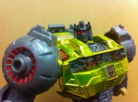 Transformers News: In-Hand Images: Platinum Edition Grimlock