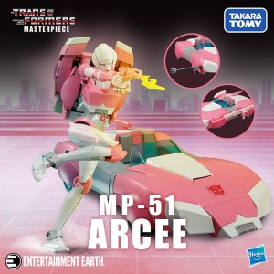 Entertainment Earth News: MP-51 Arcee, Earthrise, Cyberverse, Baby Yoda and more!
