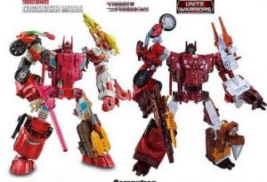 Transformers News: Video Review for Takara Transformers Unite Warriors UW-08 Computron