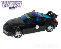 Transformers News: 3rd BotCon 2010 Exclusive - Streetwise