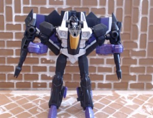 Video Review - Transformers Generations Combiner Wars Legends Skywarp