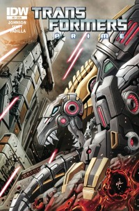 Transformers News: IDW December 2012 Solicitations