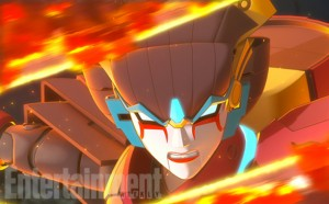 Transformers News: Machinima Transformers Combiner Wars: First Exclusive Stills From Show