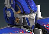 Transformers News: Paper Replika - Movie Optimus Prime Paper Model