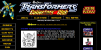 Transformers News: Club Exclusive Punch / Counterpunch Full Head Design Revealed