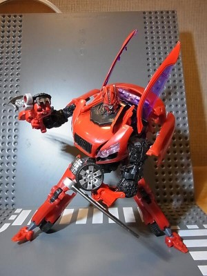 Transformers News: In-Hand Images - Takara Tomy Transformers: Lost Age Movie Advanced Dino