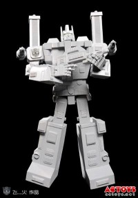 Possible Third-Party Voyager Size Ultra Magnus in Development