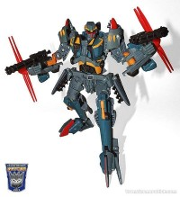 "Botcon 2013 ""Machine Wars: Termination"" Obsidian Production Sample"