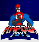 Transformers News: Kapow Toys to drop DOTM line