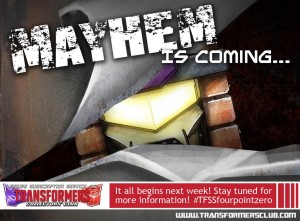 Transformers Collectors' Club TFSS 4.0 Thread - Mayhem Attack Squad Teaser