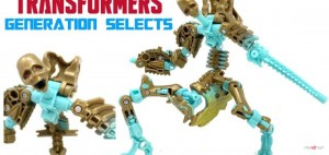 New Video Review of Transformers Selects Transmutate
