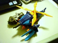 In-Hand Images: Transformers Generations Deluxe Whirl