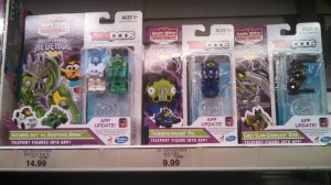 Angry Birds Transformers Deceptihog Revenge Products Sighted at US Retail