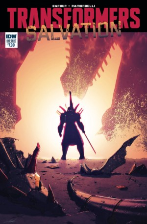 iTunes Preview for IDW Transformers: Salvation One-Shot