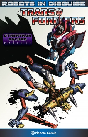 Planeta Comics Continues Spanish Release of IDW Transformers Ongoings
