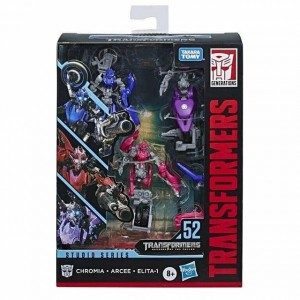 Transformers Studio Series Deluxe Wave 8 In-Package Images