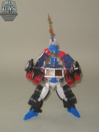 More Images of Generations G2 Optimus Prime