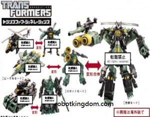 Transformers News: ROBOTKINGD​OM .COM Newsletter #1261