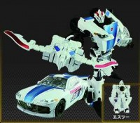 Transformers News: Takara Tomy Website Updates: Transformers Prime Arms Micron AM-24 Silas Breakdown, AM-25 Nemesis Prime,  AM-26 Smokescreen, and More